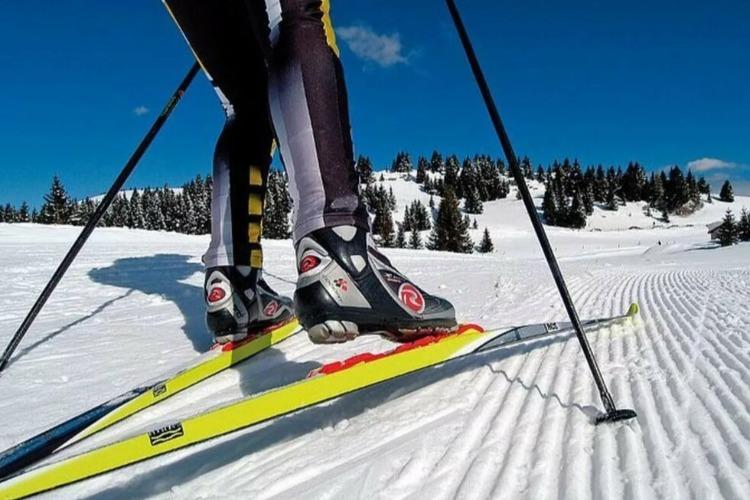 Лыжники Балакова и Пугачева разыграли Приз зимних каникул