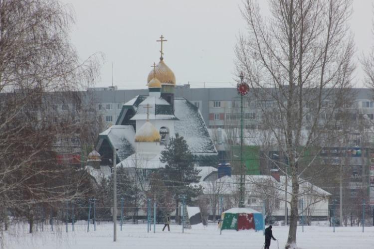 Погода в Балакове 17 января
