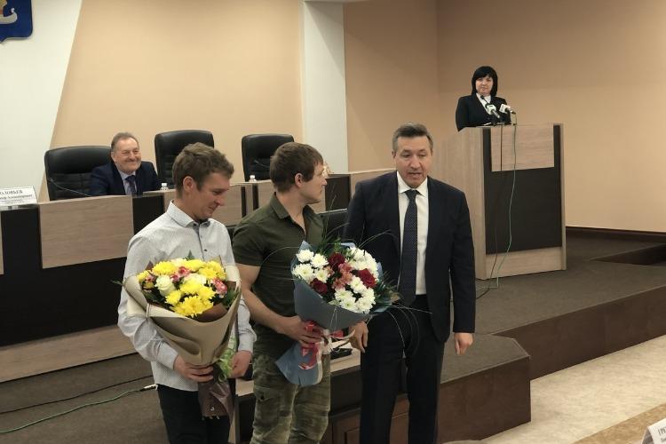 Спасителей 9-летнего мальчика представили к наградам