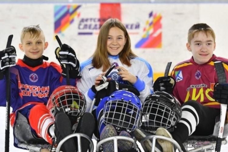 Стартовал конкурс Хоккей без барьеров. На кону до 1 миллиона рублей