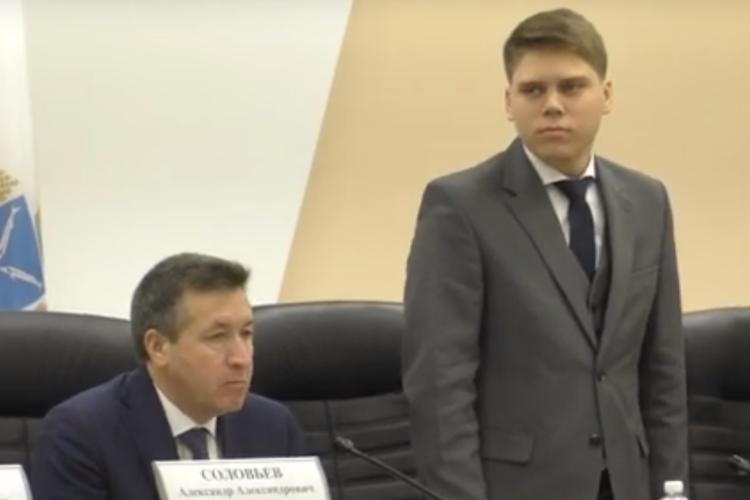 Молодежи Балакова снова дали порулить районом