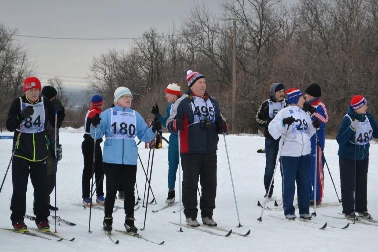 Лыжня мэра. Полные результаты массовых соревнований