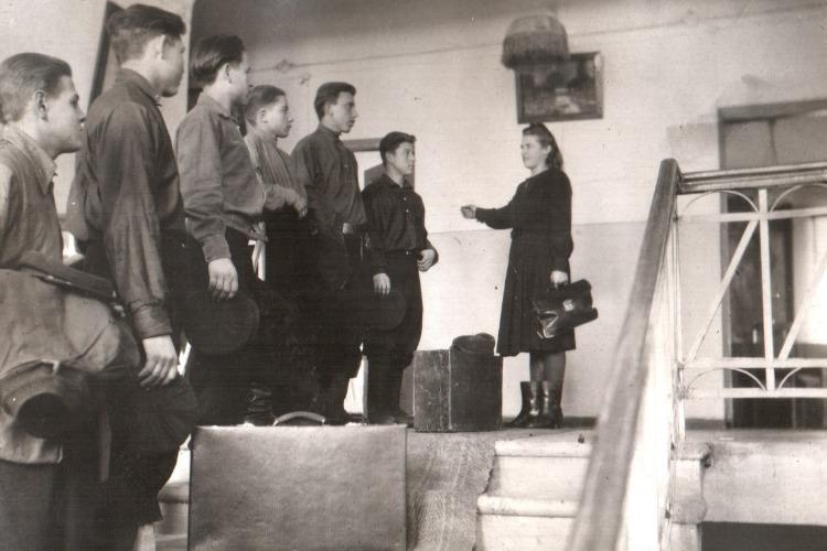 Фотографии старого Балаково