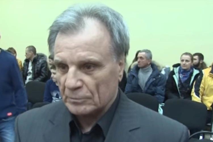 Заслуженный тренер России Александр Колосков завещал себя кремировать