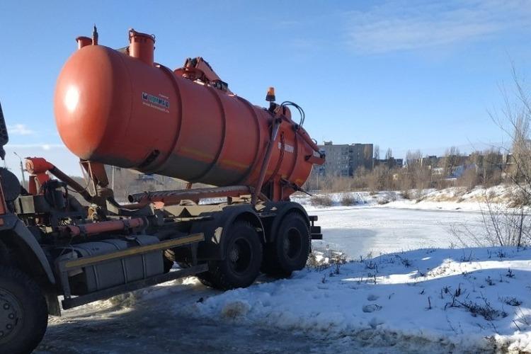 О бурных экологических фобиях и безымянном водоеме-трудяге