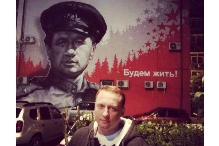 Роман Ирисов: Как вы отнесетесь к граффити в честь Дня Победы?