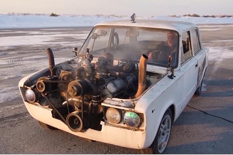 Власти хотят увеличить транспортный налог на старые автомобили