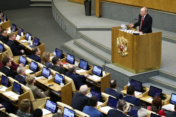 Вскипел наш разум обнуленный. Как Владимир Путин позволил видеть в себе нового Президента
