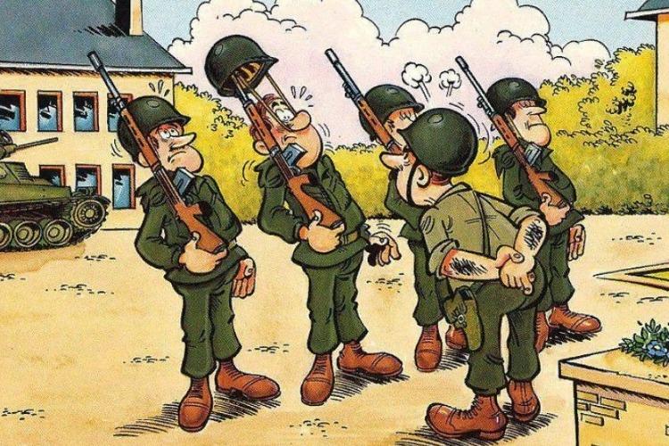 Вши в казармах - дальше неуда! Или Армия это только лишения и тяготы?