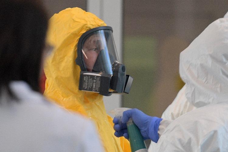 Сводка коронавируса: Число зараженных коронавирусом в России возросло до 658
