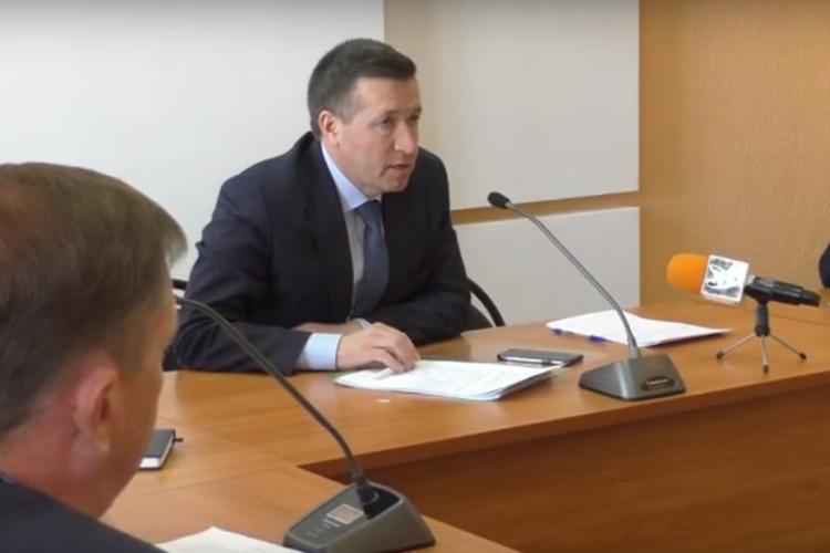 Александр Соловьев о работе коммунальщиков: Просто отвратительно!