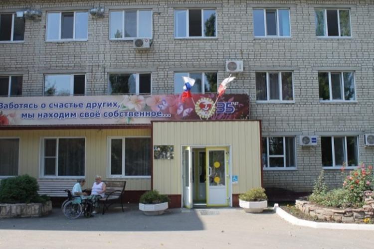 Дом престарелых и инвалидов закрылся на карантин