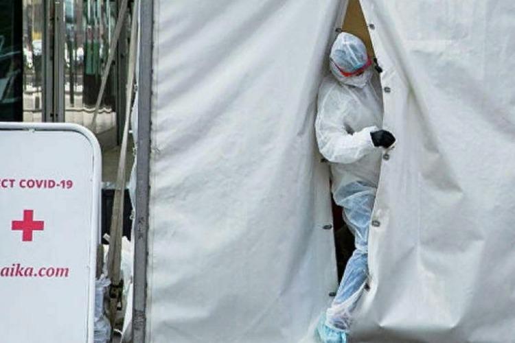 На самом деле коронавирусом заражены 300 тысяч москвичей