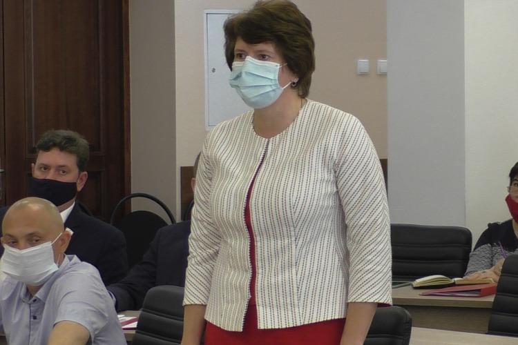 Депутат указала на безобразие вскрышных работ в Балакове