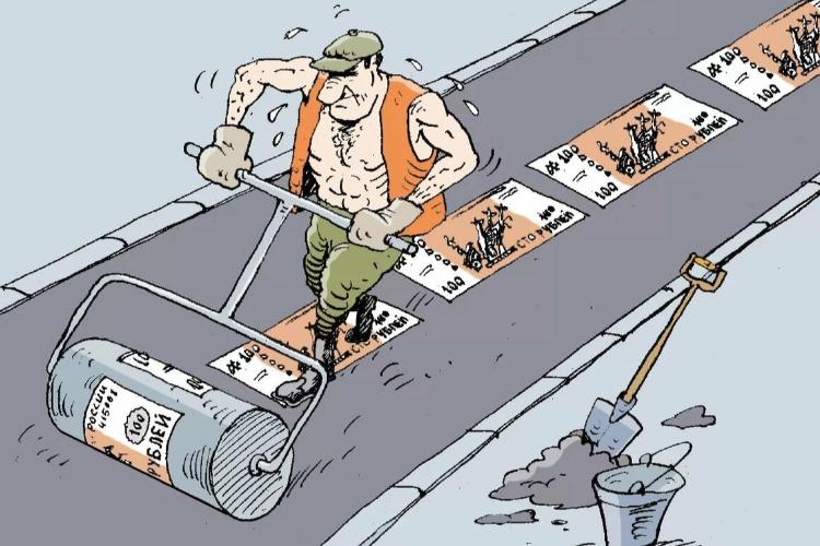Власти потратят в 2020 году 142 миллиона рублей на ремонт дорог в Балакове