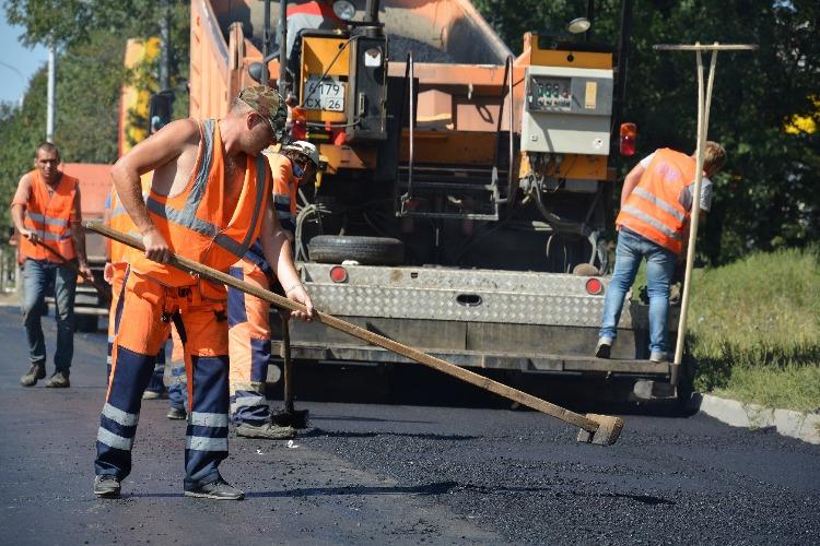 Строго по графику. Сводка с фронта дорожных работ в Балаковском районе