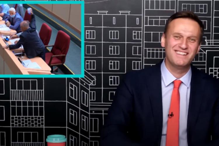 Хроники облцирка. Навальный сфокусировал внимание на Николае Бондаренко