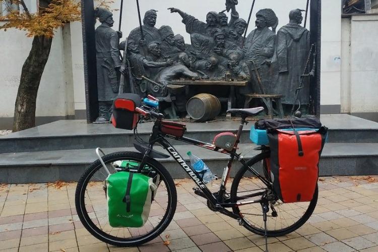 День Разговорчиков в редакции. Велосипед - это звучит. И все время едет!