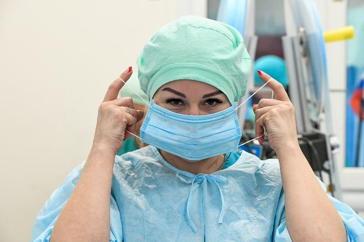 В России выявлено 6 718 новых случаев коронавируса