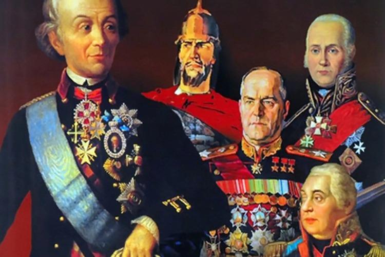 ТЕСТ: Знаменитые тезки, прославившие Россию
