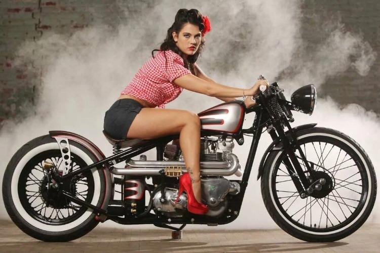 Если душа жаждет сесть на мотоцикл. Памятка безопасности от ГИБДД