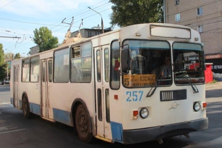 В Балакове полностью восстановлено движение троллейбусов