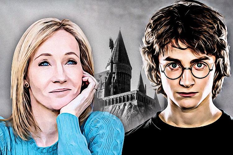 """Сегодня 40 лет Гарри Поттеру и 55 его """"маме"""" - Джоан Роулинг"""