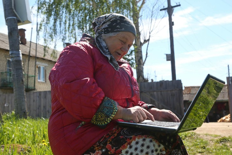 Из 46 сел Балаковского района только в 10 есть высокоскоростной интернет