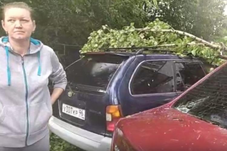Сумма ущерба, нанесенного памятным ураганом, оценена для всех балаковцев в 80 тысяч рублей