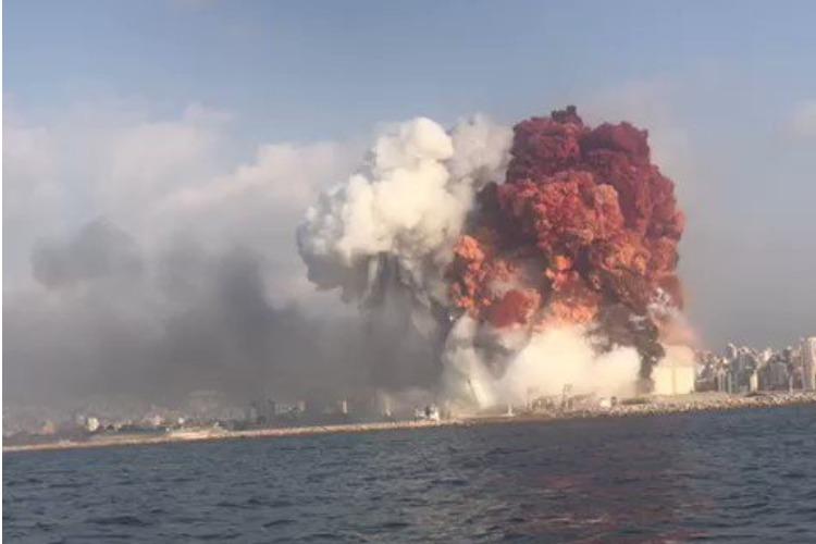 Море селитры, Гречушкин и Мозамбик. Адский взрыв в Бейруте как эхо бардака в постсоветском пространстве и в самом Ливане