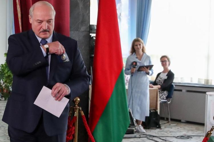 Республика Белагрусть. Как прошли эти крайне странные выборы