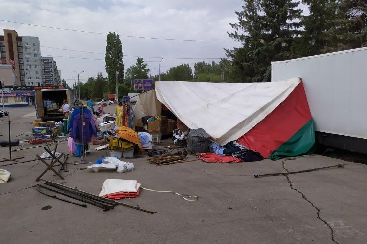 Пострадавшим от урагана выделят до 10000 рублей материальной помощи