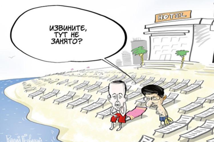 Курорты Турции для нас открыты, братцы! Как не привезти COVID-19 домой
