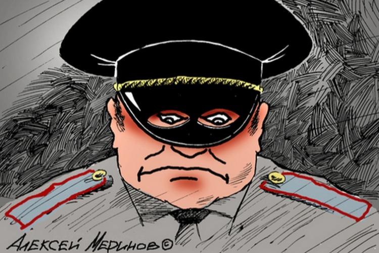 О наглости мошенников и равнодушии полиции
