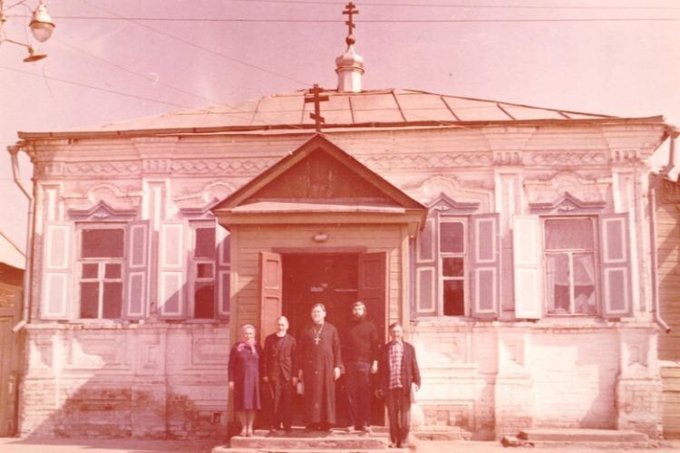 Слово о старейшем приходе Балакова и его настоятеле Анатолии Шумове