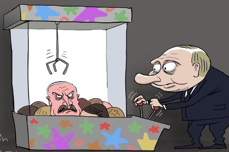 Люблю не могу я Путина. Погоняв на выборах журналистов, Александр Лукашенко снизошел до интервью с ними