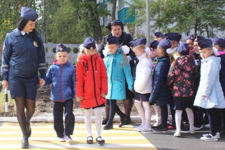 Берегите детей на дороге как зеницу ока