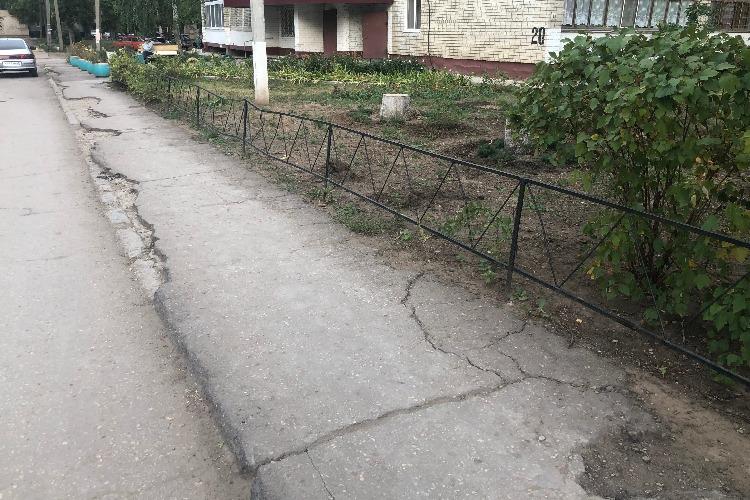 Депутат Мария Копыльцова объяснила почему не ремонтируют отдельные дворы
