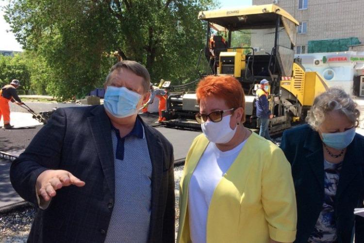 Депутат Панков планирует создать сайт, посвященный ремонту тротуаров