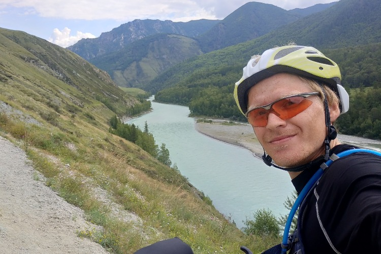 Горный Алтай - не Шалтай-Болтай! 23 дня эпопеи одиночки-велосипедиста