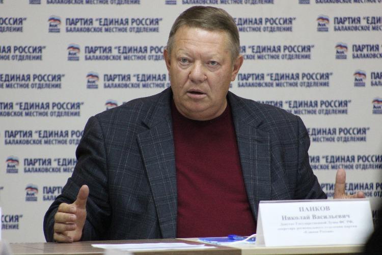 """Николай Панков предложил создать """"черный"""" список недобросовестных подрядчиков"""