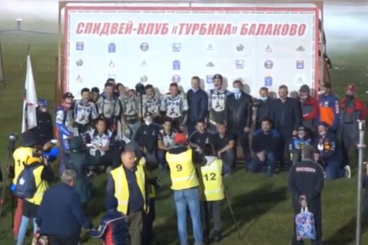 Турбина в ранге чемпиона уступила Мега-Ладе на финише сезона