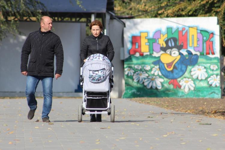 На что потрачены миллионы рублей в Детском парке? Наш фоторепортаж