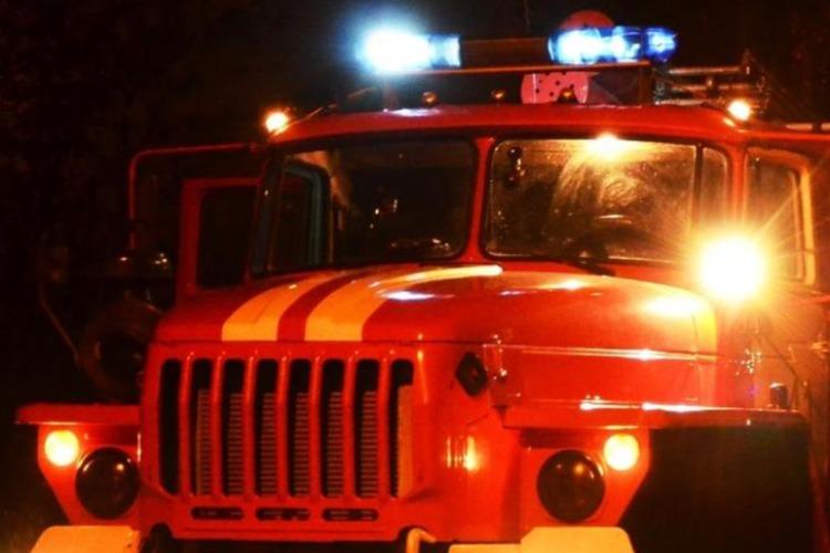 Житель Балакова госпитализирован после пожара по вине отца