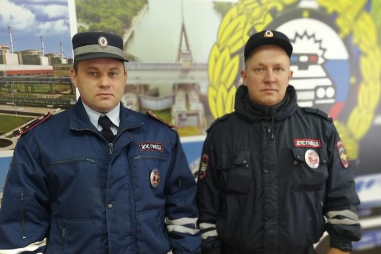 В Балакове инспекторы ГИБДД задержали подозреваемого в поножовщине