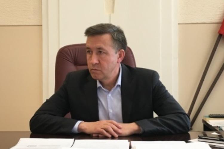 Глава района Александр Соловьев провел прием граждан