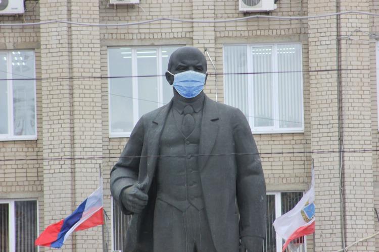 Часть сотрудников администрации Балаковского района ушла на дистанционку