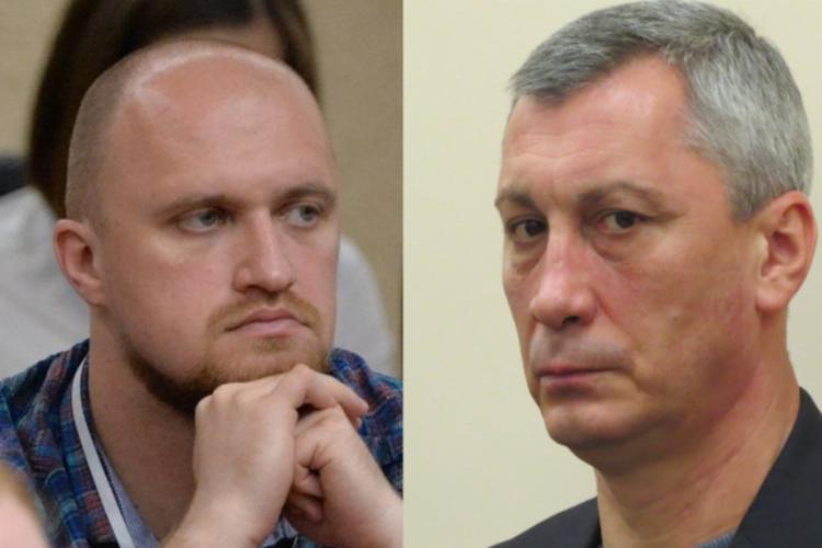 Эмиль Мамедов и Алексей Матюшкин уволены со своих постов