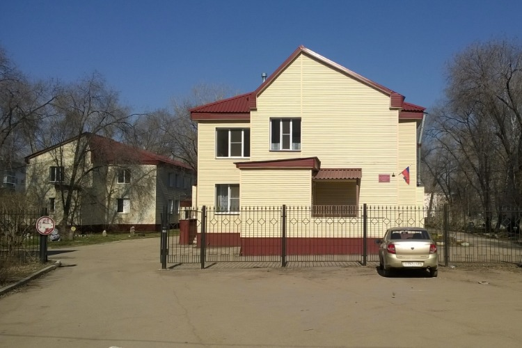 Центр соцобслуживания переехал в здание детской инфекционки
