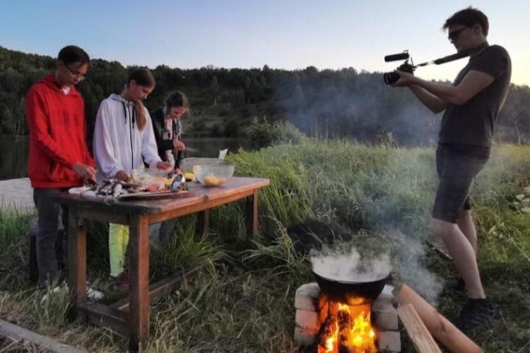 Снимите видео о кулинарных семейных традициях и станьте участником телешоу